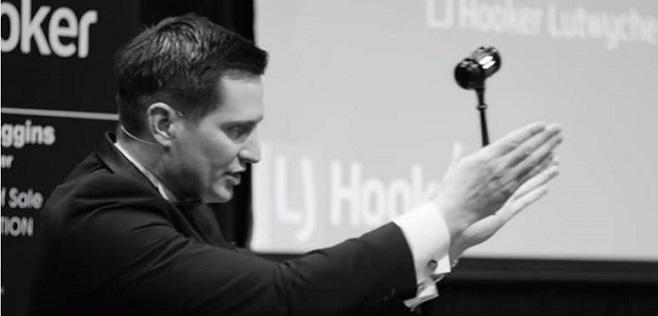Charles Higgins - LJ Hooker Auctioneer